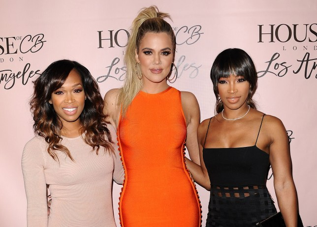 Khloe Kardashian hit out at fans for blasting Khadijah and Malika Haqq