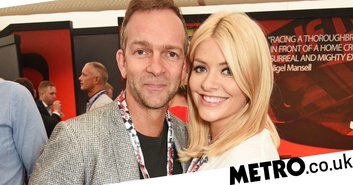 Holly Willoughby on how marriage to Dan Baldwin is surviving lockdown