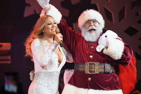 Mariah Carey has officially launched the Christmas countdown