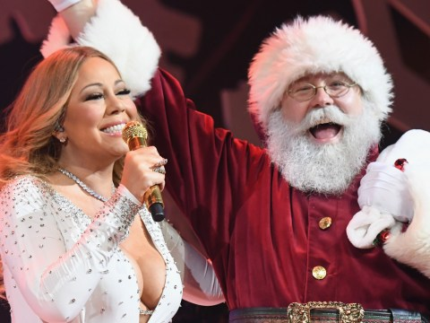 Mariah Carey's All I Want For Christmas Is You tops charts 25 years after release