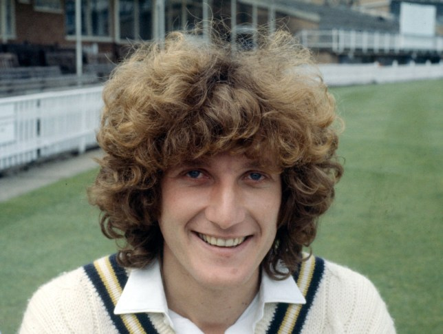Former captain Bob Willis took over 300 Test wickets for England