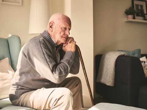 How you can help an elderly person feel less lonely this winter