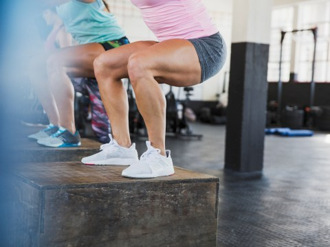 Try this tennis player leg workout to build lower-body strength at home