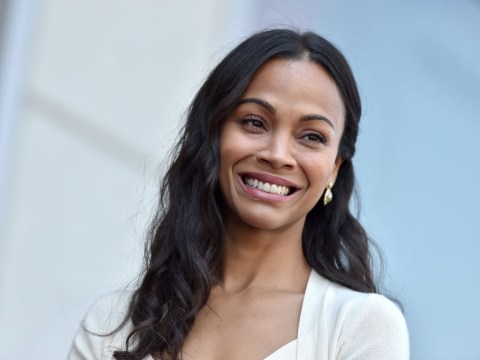 Avengers star Zoe Saldana slams 'cowards' who posted fake nudes of her online