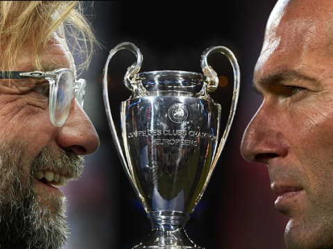 Real Madrid boss Zinedine Zidane promises to 'eliminate' Liverpool ahead of Champions League draw