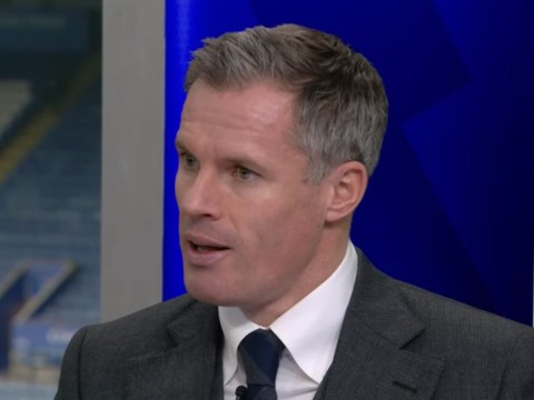 Jamie Carragher warns Brendan Rodgers over accepting Arsenal job