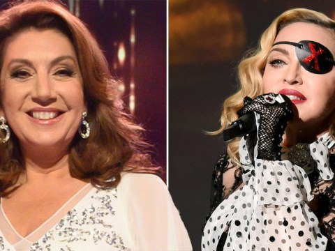 Jane McDonald to cover Madonna's Ray of Light in New Year's extravaganza – this is not a drill