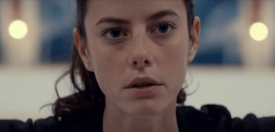 Kaya Scodelario in Spinning Out