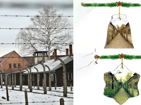Auschwitz Memorial slams Amazon for selling concentration camp Christmas decorations