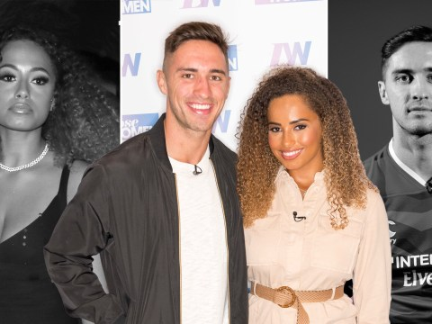 Love Island's Amber Gill needs 'spiritual positivity' after ex Greg O'Shea posts photo on Paris date with new girlfriend