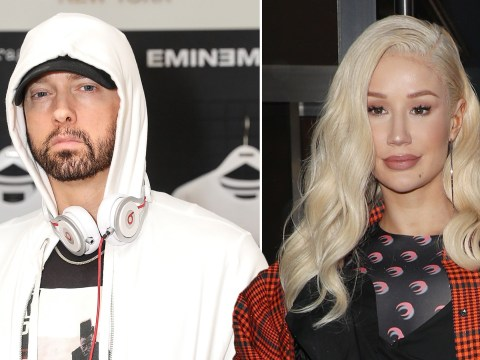 Eminem reignites Iggy Azalea feud on new track: 'Don't compare me to that b***h'