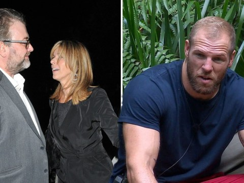 I'm A Celebrity: Kate Garraway's husband slams James Haskell over calling wife 'stupid' – and warns 'watch out mate'
