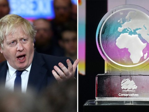 Ofcom rejects Tory complaint about melting ice sculpture in Channel 4 debate
