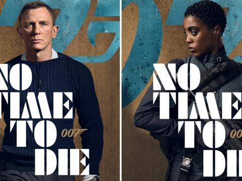 Daniel Craig loses the tuxedo in James Bond No Time To Die sneak peek ahead of trailer release