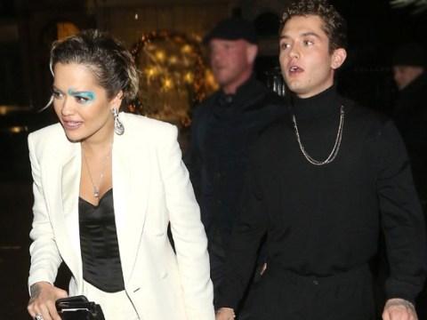 Rita Ora dating Twist co-star Rafferty Law after pair leave British Fashion Awards hand-in-hand