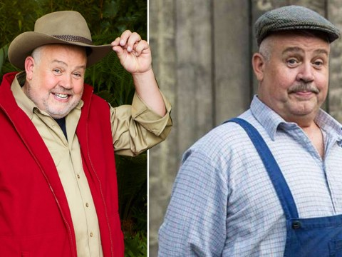 I'm A Celebrity's Cliff Parisi fears Call The Midwife future after dramatic weight loss: 'I'm the big, fat useless mechanic'