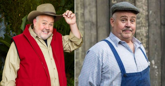 Cliff Parisi on I'm A Celeb and Call The Midwife