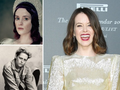 Claire Foy regal as she takes on Juliet with Emma Watson and Kristen Stewart in Pirelli Calendar