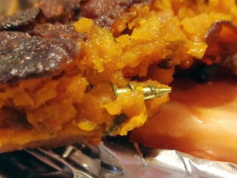 Takeaway fined £15,000 after customer finds metal screw in onion bhaji