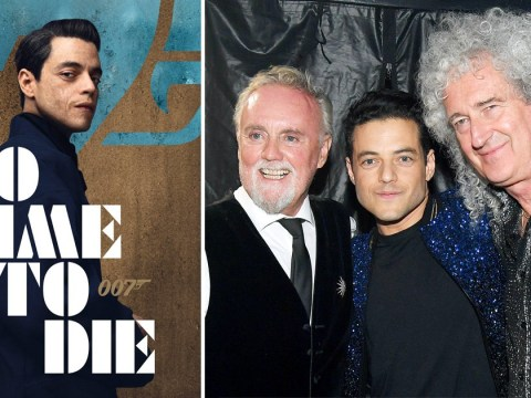 Bohemian Rhapsody's Rami Malik trusts nobody with Bond 25 plot – not even Queen