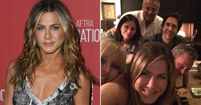 Jennifer Aniston 'very flattered' she broke Instagram with first post