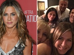 Jennifer Aniston 'very flattered' she broke Instagram with her first ever post