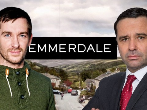 Who is leaving Emmerdale at Christmas and in 2020?