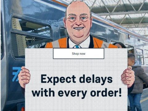 Commuter launches South Western Fail website as strikes ruin Christmas