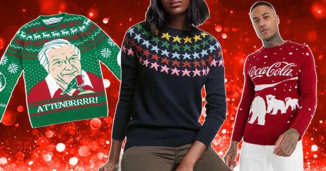 A bumper round-up of the best Christmas jumpers for 2019