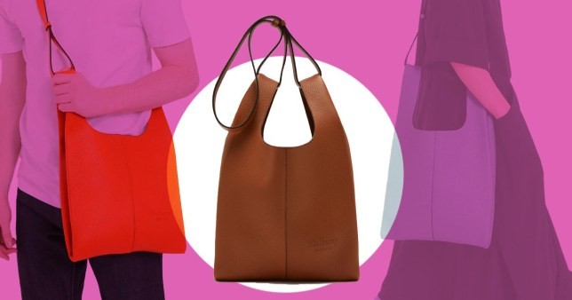 Mulberry releases its first 100% sustainable leather bag