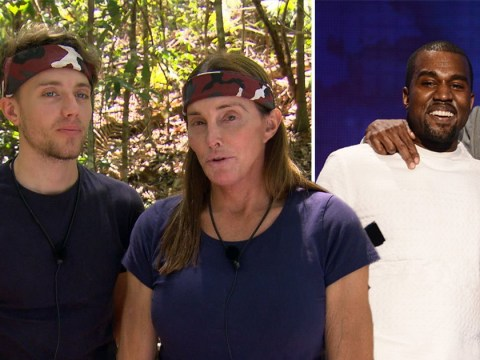 I'm A Celebrity: Caitlyn Jenner's awkward moment with Roman Kemp on why he wouldn't want to be Kayne West