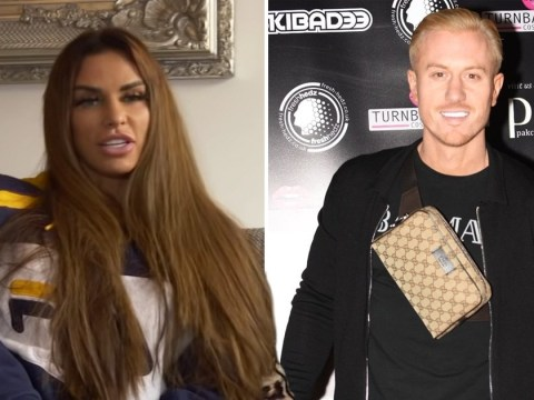 Katie Price tells YouTube fans to 'swing her way' as she confirms she's single after Kris Boyson split