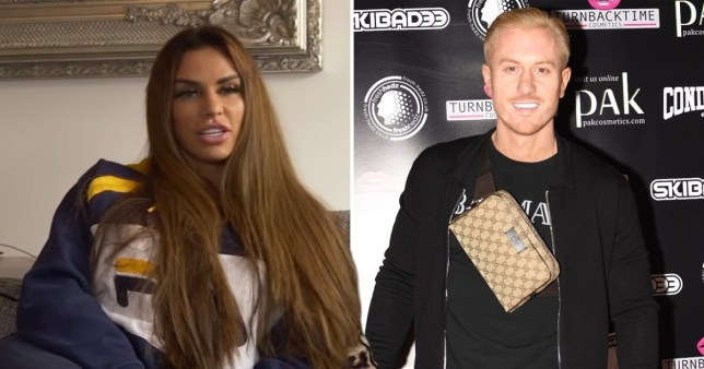 Katie Price and Kris Boyson reunite for romantic New York break hours after she claims to be single