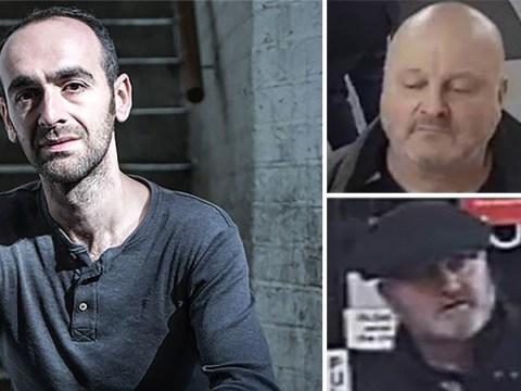 Yobs hurl anti-Semitic abuse and 'give Nazi salute' at Jewish man in kebab shop