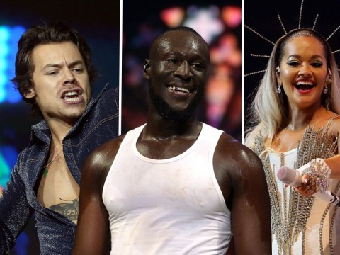 Harry Styles, Stormzy, Rita Ora and Liam Payne rock Jingle Bell Ball in London