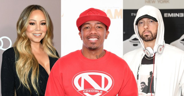 Nick Cannon claps back at Eminem over his Mariah Carey diss in track 'Lord Above'