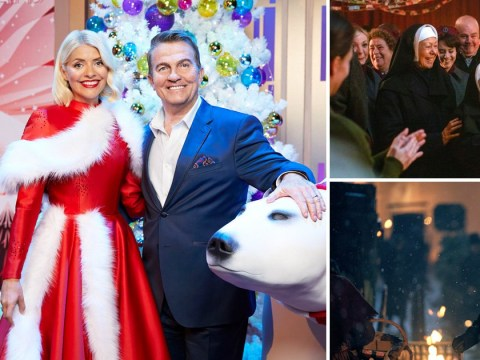 What is on BBC One this Christmas?