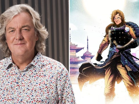 The Grand Tour star James May transforms into anime character ahead of new show Our Man In Japan