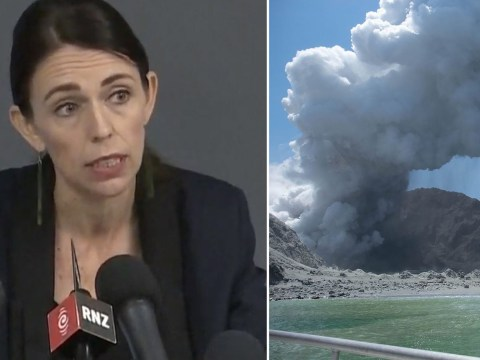 Two British women in hospital after New Zealand volcano eruption