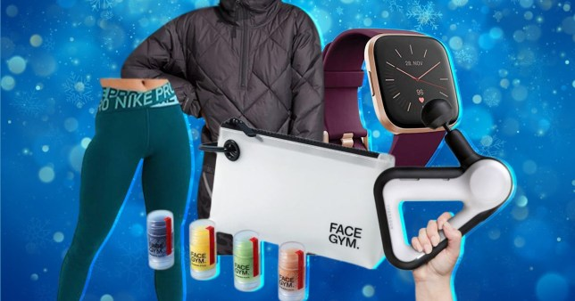 Fitness gifts comp