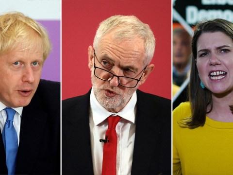 General election 2019: Labour, Conservative and Lib Dem manifestos