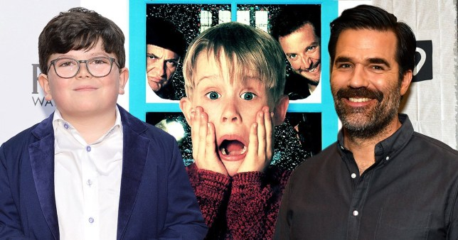 Who is in the cast of the Home Alone reboot and when is it released?