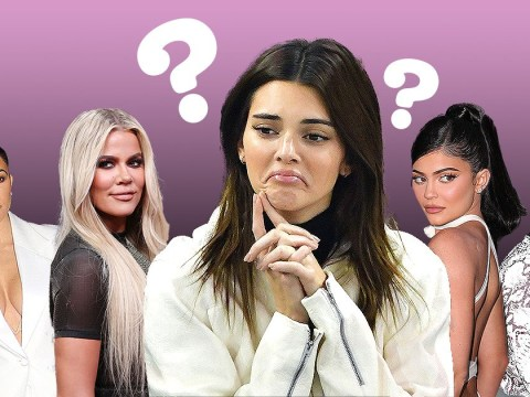 Kendall Jenner ranks the Kardashian-Jenner family's parenting skills in savage quiz with Harry Styles