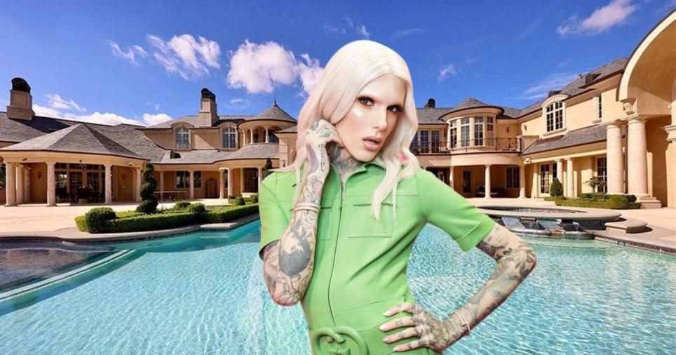 Jeffree Star new mansion