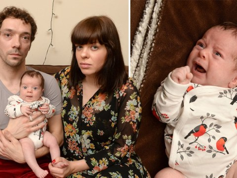 Baby left waiting 11 hours for a bed at same hospital where boy slept on floor