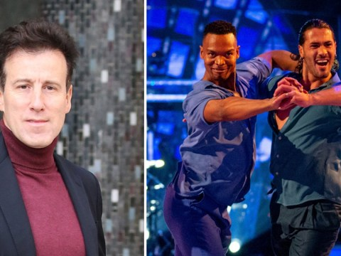 Strictly's Anton Du Beke dodges request to back calls for same-sex couples in 2020: 'It's up to the producers'