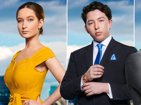 The Apprentice: Ryan-Mark Parsons thinks Lottie Lion will be 'annihilated' and Lewis Ellis won't make the final