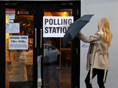 Wet, windy and icy weather could dent General Election turnout