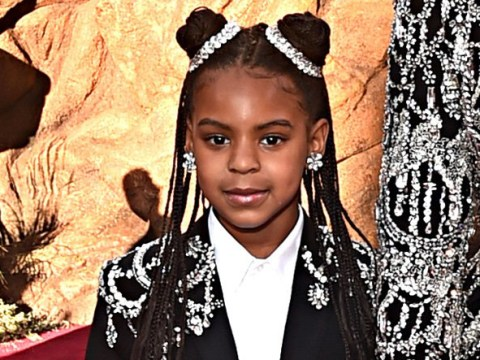 If you ever want to feel broke, remember that Beyoncé's daughter Blue Ivy Carter has her own stylist