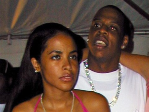Jay-Z gets cozy with Aaliyah in unseen photos from 2000, one year before star's tragic death